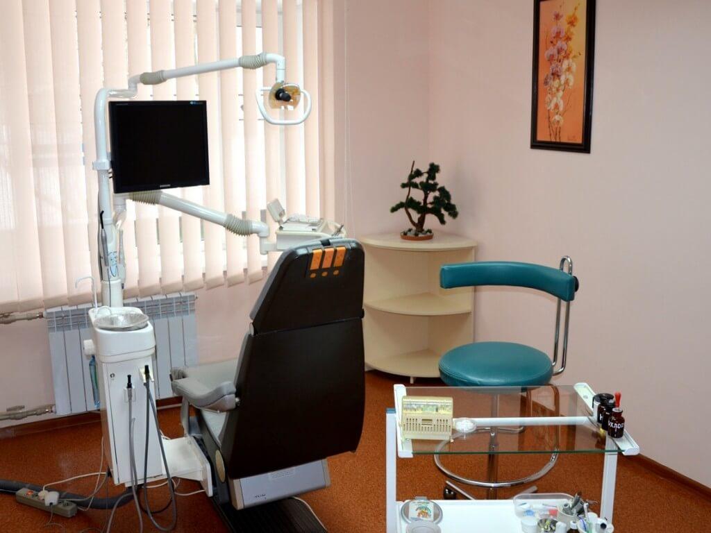 Стоматологический кабинет в Житомире