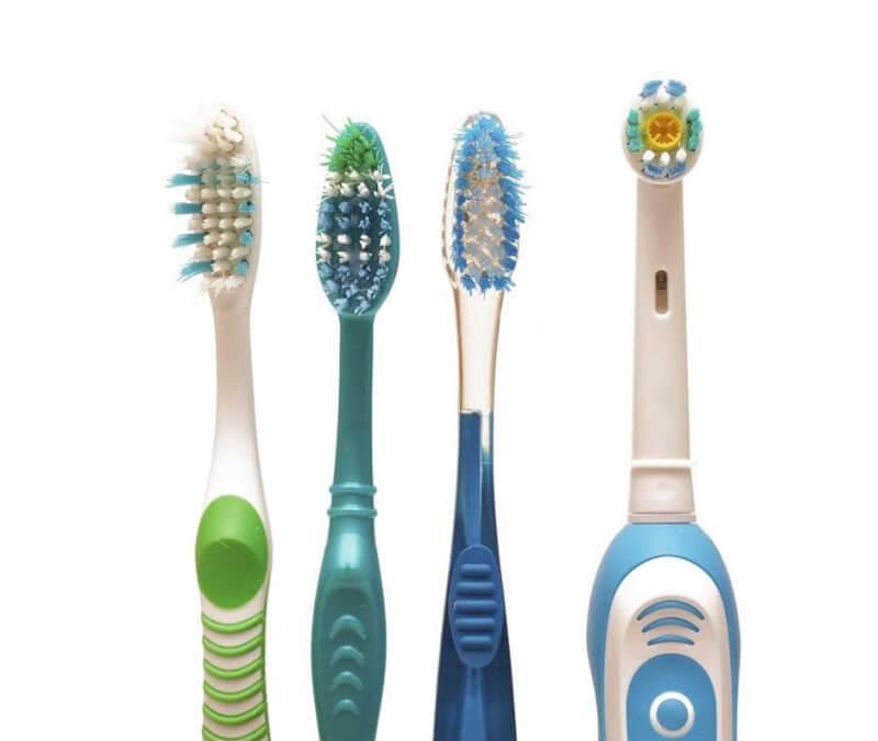 Зубные щётки фото